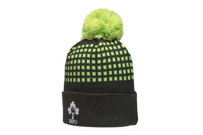 Ireland IRFU 2017/18 Acrylic Rugby Bobble Hat