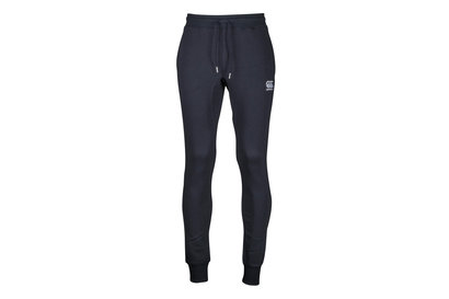 Tapered Fleece Cuff Rugby Pants