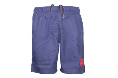 Vapodri Youth Woven Run Shorts