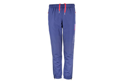 Tapered Kids Woven Cuff Pants