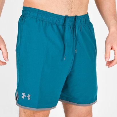 Qualifier 15cm Woven Shorts