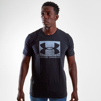 UA Boxed Sportstyle S/S T-Shirt