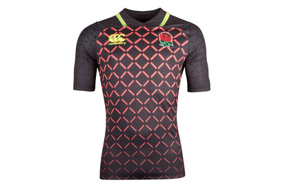 England 7s 2018/19 Youth Alternate Pro S/S Rugby Shirt