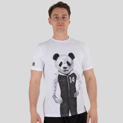 Quatorze Top 14 Graphic Rugby T-Shirt