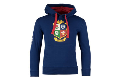 British & Irish Lions 2017 Kids Hooded Rugby Sweat