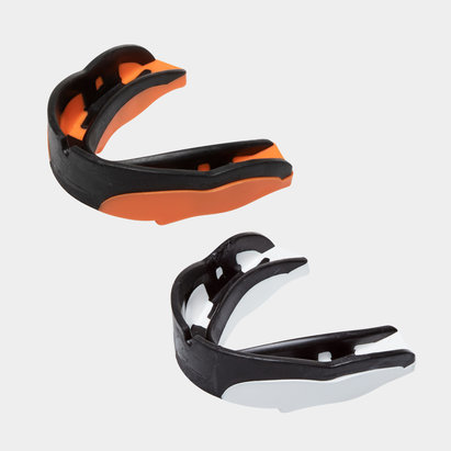 Shock Doctor V1.5 Twin Pack Rugby Mouth Guard