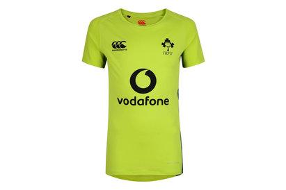 Ireland IRFU 2016/17 Superlight Poly Rugby T-Shirt