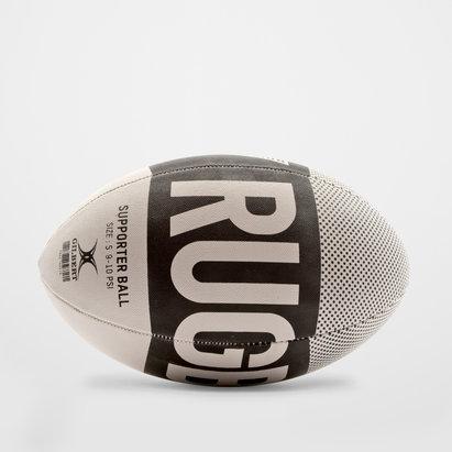 Horizon Graphic Rugby Training Ball