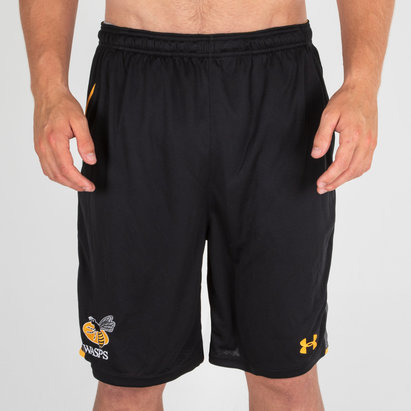 Wasps 2018/19 Players Rugby Training Shorts