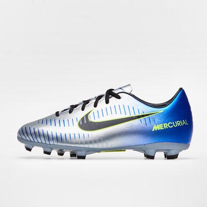 Mercurial Victory VI Neymar Kids FG Football Boots
