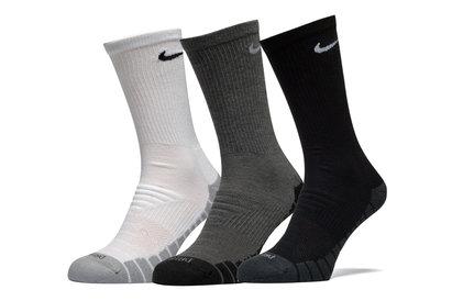 Dry Cushion Crew Training Sock 3 Pairs