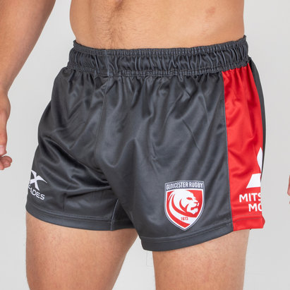 Gloucester 2018/19 Home Rugby Shorts