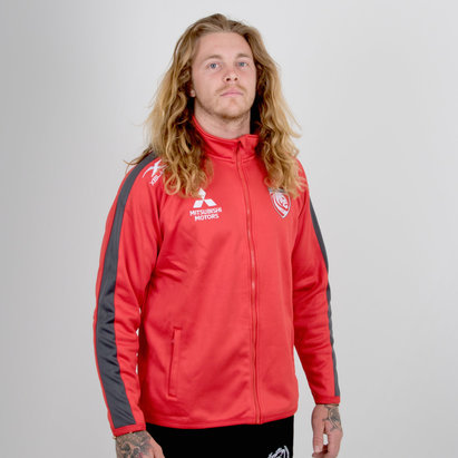 Gloucester 2018/19 Players Presentation Rugby Jacket