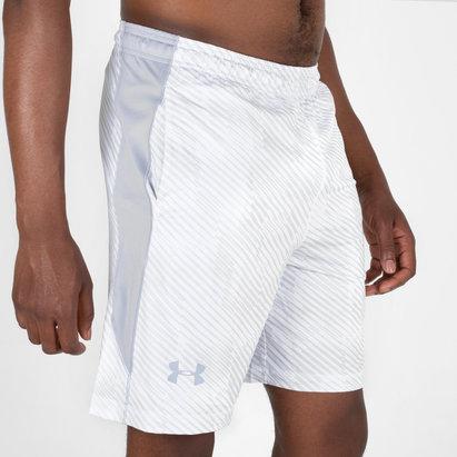 Loose Raid 8inch Printed Shorts