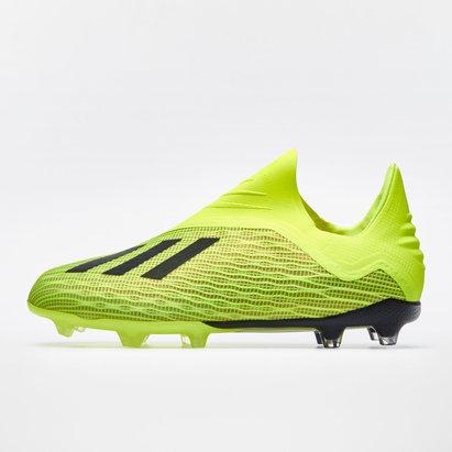 X 18+ Purespeed FG Kids Football Boots
