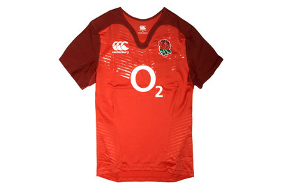 England 2015/16 Alternate S/S Forwards Test Rugby Shirt