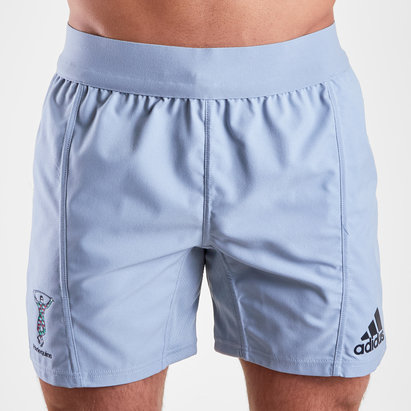 Harlequins 2018/20 Alternate Players Rugby Shorts