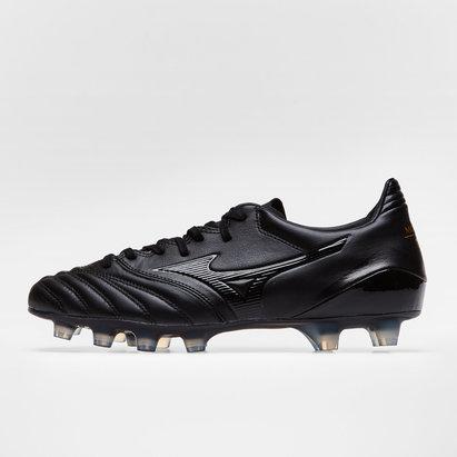 Morelia Neo Leather II MD FG Football Boots