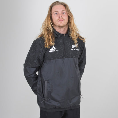 New Zealand All Blacks 2019/20 All Weather 1/4 Zip Jacket