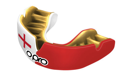Opro Power Fit England Mouth Guard