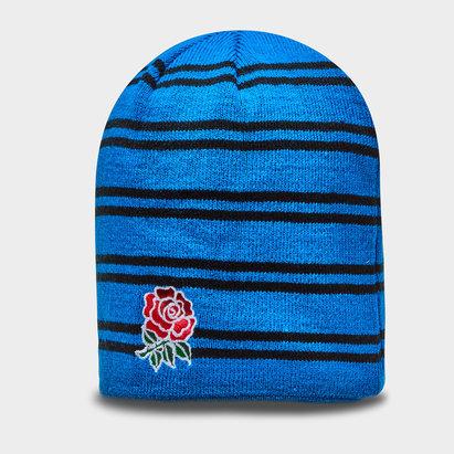 England 2018/19 Acrylic Fleece Rugby Beanie Hat