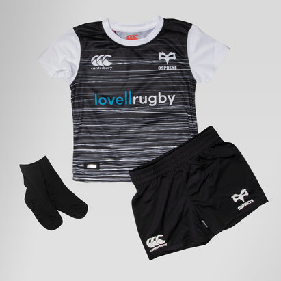 Ospreys 2018/19 Infant Home Rugby Kit
