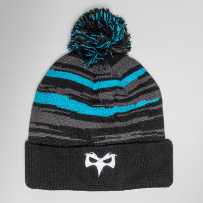 Ospreys 2018/19 Rugby Bobble Hat