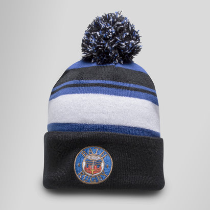 Bath 2018/19 Rugby Bobble Hat