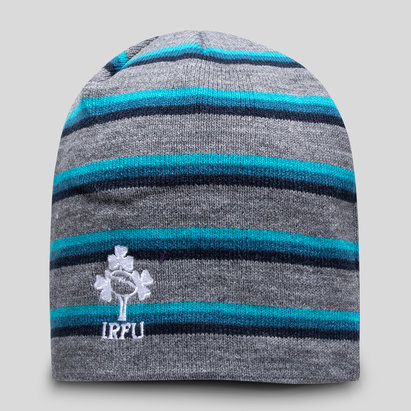 Ireland IRFU 2018/19 Fleece Rugby Beanie Hat