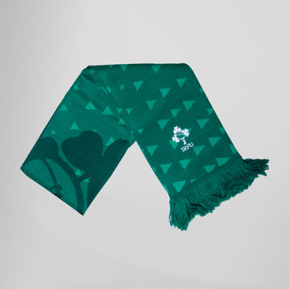 Ireland IRFU 2018/19 Supporters Rugby Scarf
