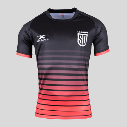 San Diego Legion MLR 2018 Home S/S Rugby Shirt