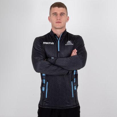 Glasgow Warriors 2018/19 Players 1/4 Zip Training Top