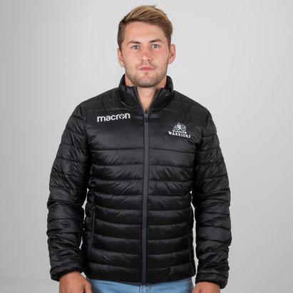 Glasgow Warriors 2018/19 Players Travel Bomber Jacket