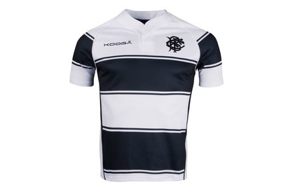 Barbarians 2016/17 Kids Home S/S Replica Rugby Shirt