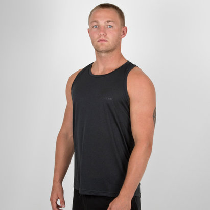 New Zealand All Blacks 2018 Supporters Lux Rugby Singlet