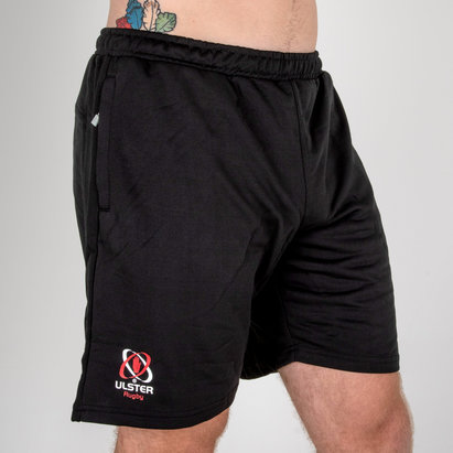 Ulster 2018/19 Players Gym Rugby Training Shorts