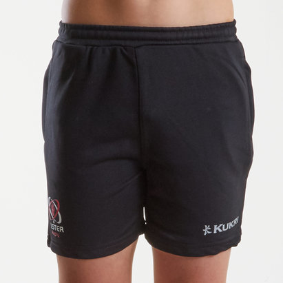 Ulster 2018/19 Kids Gym Rugby Training Shorts