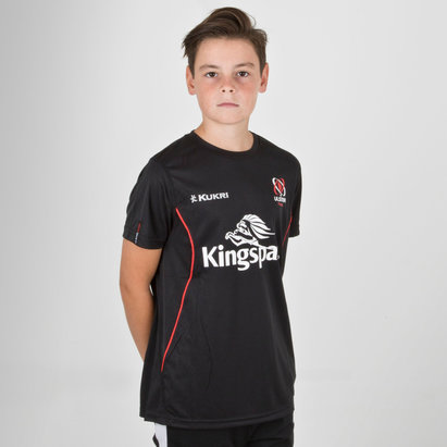 Ulster 2018/19 Youth Performance Rugby Training T-Shirt