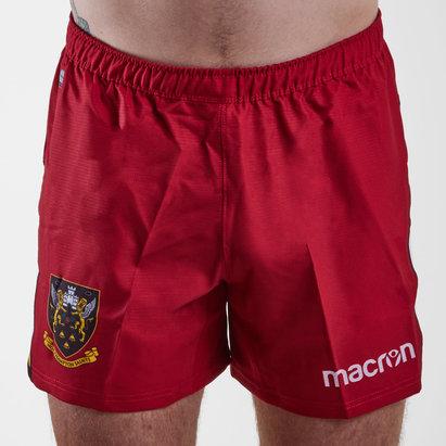 Northampton Saints 2018/19 Alternate Rugby Shorts
