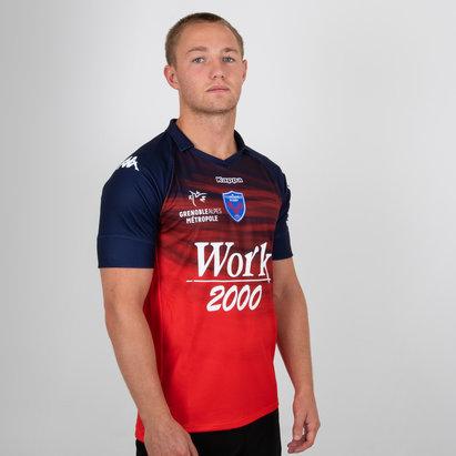 Kombat Replica Rugby FCG Shirt Mens