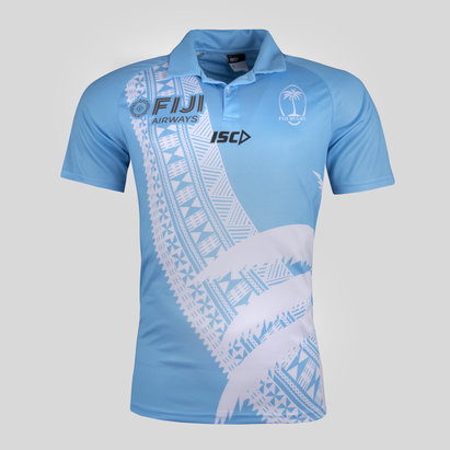 Fiji 7s 2018/19 Players Rugby Polo Shirt