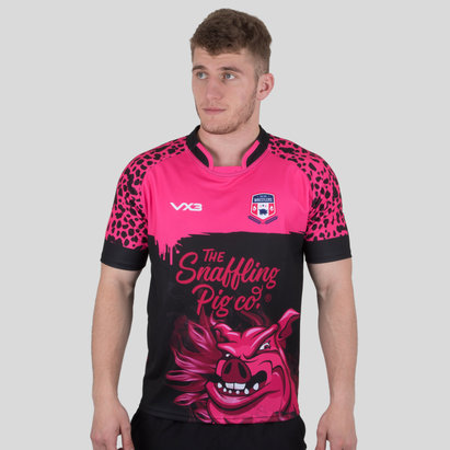 The Pig Wrestlers 2019 Home S/S Rugby Shirt