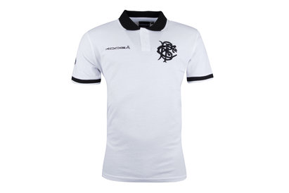 Barbarians 2017/18 Pique Rugby Polo Shirt