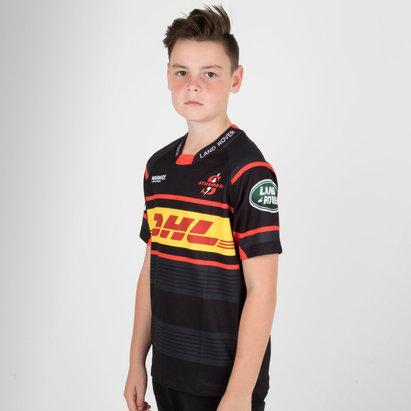 Stormers 2018 Alternate Kids Super Rugby Replica Shirt