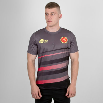 Uganda 7s 2018 RWC Players Rugby Training T-Shirt
