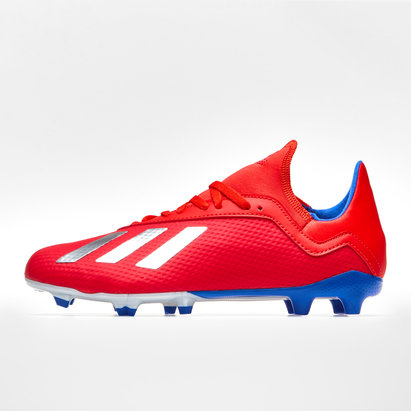 X 18.3 Firm Ground Football Boots Mens