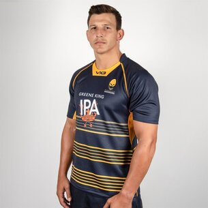 Worcester Warriors 2018/19 Home Replica Rugby Shirt