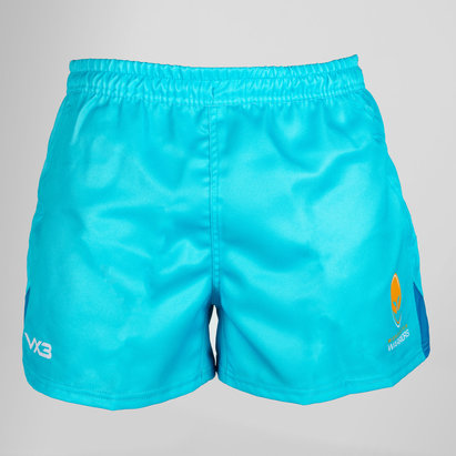 Worcester Warriors 2018/19 Kids Away Players Rugby Shorts