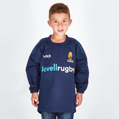 Worcester Warriors 2018/19 Kids Pro Rugby Contact Top