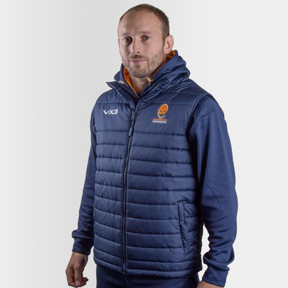 Worcester Warriors 2018/19 Pro Rugby Gilet